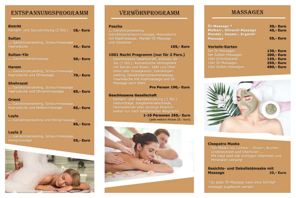 Massage Wellness Sauna Heilbronn
